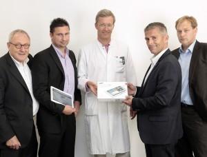 Samsung unterstützt DCS Digital Care Support